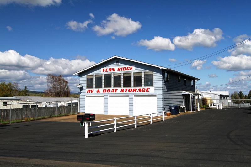 Fern Ridge Rv Amp Boat Storage Secure Eugene Or Storage